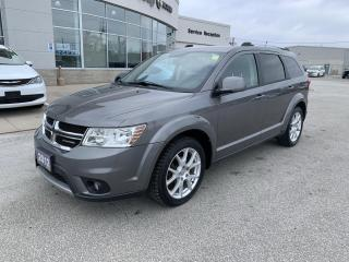 Used 2012 Dodge Journey SXT & Crew FWD 4dr SXT for sale in Chatham, ON