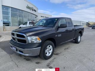 Used 2018 RAM 1500 ST 4x4 Quad Cab 6'4  Box -Ltd Avail- for sale in Chatham, ON