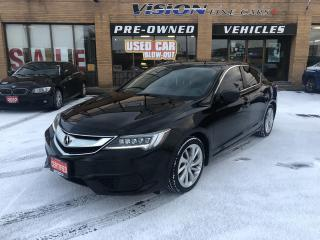 Used 2017 Acura ILX 4dr Sdn Premium for sale in North York, ON