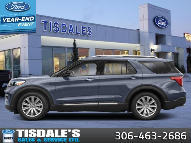 2021 Ford Explorer Limited  - Leather Seats -  Cooled Seats