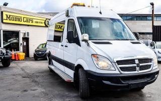 Used 2009 Dodge Sprinter for sale in St. Catharines, ON