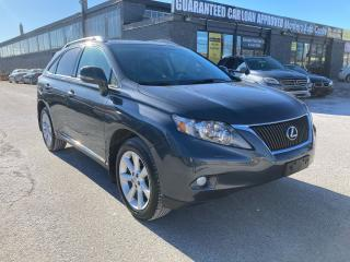 Used 2011 Lexus RX 350 TOURING w/NAVI/B.CAM/LEATHER/SUNROOF/COOLED.SEATS! for sale in North York, ON