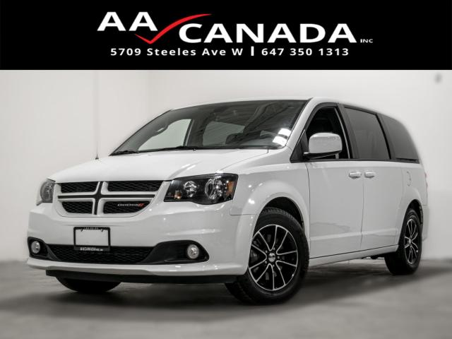 2019 Dodge Grand Caravan GT|LEATHER|ACCIDENT FREE|POWER DOORS|BACK UP CAM
