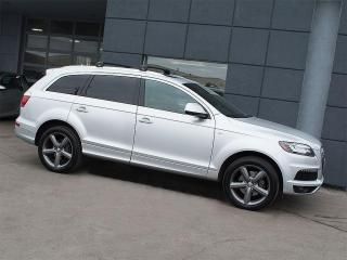 Used 2015 Audi Q7 3.0T|VORSPUNG|S LINE|NAVI|REARCAM|ROOF RACK for sale in Toronto, ON