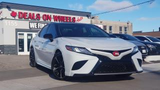 Used 2019 Toyota Camry XSE for sale in Oakville, ON