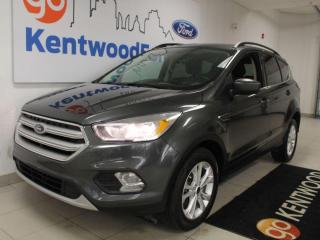 Used 2018 Ford Escape SE | 4WD | 1.5L Ecoboost | Rear Camera | One Owner | No Accidents for sale in Edmonton, AB