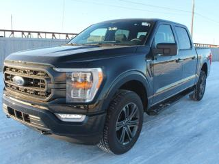 New 2021 Ford F-150 XLT 302a Pkg | 4x4 | Heated Cloth Seats | NAV | 20