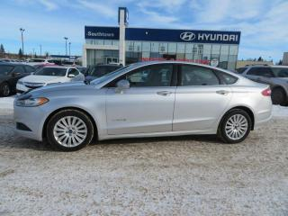 Used 2014 Ford Fusion SE/HYBRID/AIR/CRUISE/GREAT GAS MILEAGE! for sale in Edmonton, AB