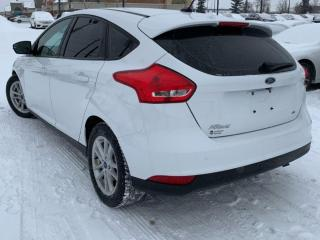 Used 2017 Ford Focus AUTO/BLUETOOTH/HEATED SEATS/HATCH for sale in Edmonton, AB
