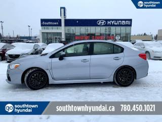Used 2016 Subaru WRX STI/AWD/LOW KMS/BACKUP CAM/HEATED SEATS for sale in Edmonton, AB