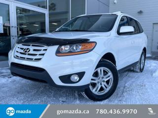 Used 2010 Hyundai Santa Fe GL - AWD, CLOTH, POWER OPTIONS AND MORE! GREAT VALUE for sale in Edmonton, AB