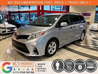 Used 2020 Toyota Sienna CE - No Accident / One Owner / Local / No Dealer Fees for sale in Richmond, BC