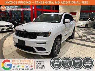 New 2021 Jeep Grand Cherokee High Altitude for sale in Richmond, BC