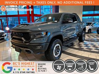 New 2021 RAM 1500 TRX for sale in Richmond, BC