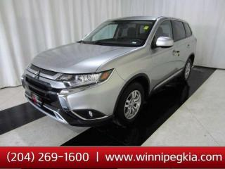 Used 2020 Mitsubishi Outlander ES *Accident Free!* for sale in Winnipeg, MB