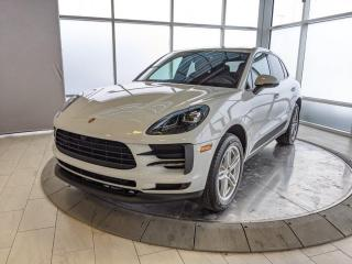 New 2021 Porsche Macan for sale in Edmonton, AB