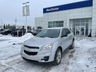 Used 2014 Chevrolet Equinox LS AWD/HEATEDSEATS/POWERGROUP/CRUISE for sale in Edmonton, AB