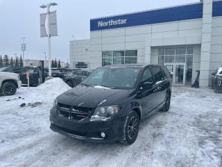 Used 2019 Dodge Grand Caravan GT/STOWNGO/HEATEDSTEERINGANDSEATS/POWERDOORSANDTAILGATE for sale in Edmonton, AB