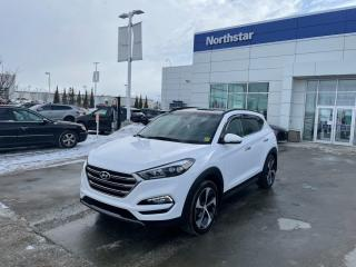 Used 2016 Hyundai Tucson Ultimate for sale in Edmonton, AB