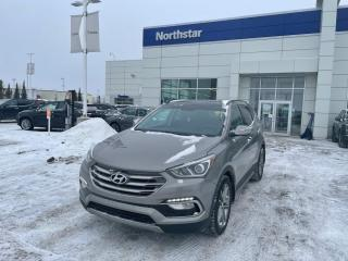 Used 2017 Hyundai Santa Fe Sport SE AWD/TURBO/LEATHER/PANOROOF/HEATEDSEATSANDSTEERING for sale in Edmonton, AB