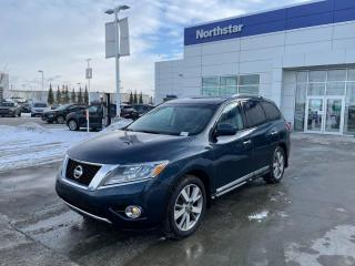 Used 2016 Nissan Pathfinder for sale in Edmonton, AB