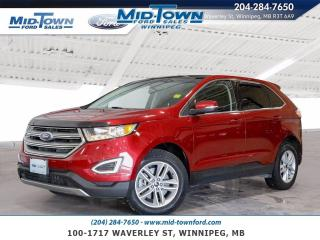 Used 2017 Ford Edge SEL AWD for sale in Winnipeg, MB