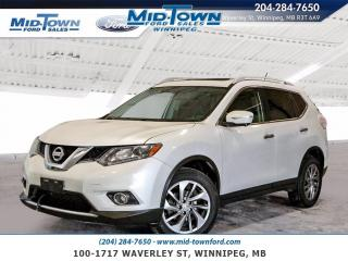 Used 2015 Nissan Rogue SL AWD for sale in Winnipeg, MB
