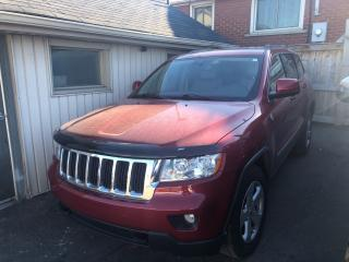 Used 2011 Jeep Grand Cherokee Laredo**LOW KMS*HEMI** for sale in Hamilton, ON