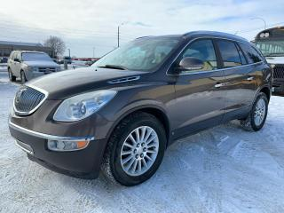 Used 2008 Buick Enclave CXL for sale in Winnipeg, MB