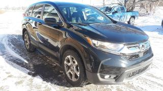 Used 2017 Honda CR-V EX for sale in Stittsville, ON