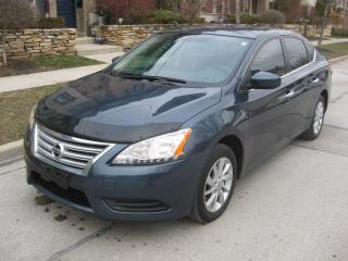 Used 2015 Nissan Sentra AUTO, NO ACCIDENTS, CERTIFIED, LOW KMS for sale in Toronto, ON