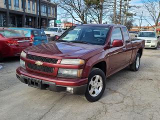 Used 2009 Chevrolet Colorado LT w/1SA for sale in Brampton, ON