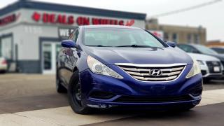 Used 2011 Hyundai Sonata GLS for sale in Oakville, ON