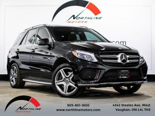 Used 2018 Mercedes-Benz GLE GLE400 4MATIC/AMG Sport/DISTRONIC/Navigation for sale in Vaughan, ON