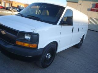 Used 2012 Chevrolet Express 1500 Cargo for sale in Mississauga, ON