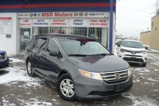 Used 2012 Honda Odyssey LX for sale in Toronto, ON