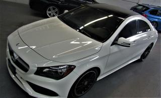 Used 2017 Mercedes-Benz CLA-Class CLA 250 for sale in North York, ON