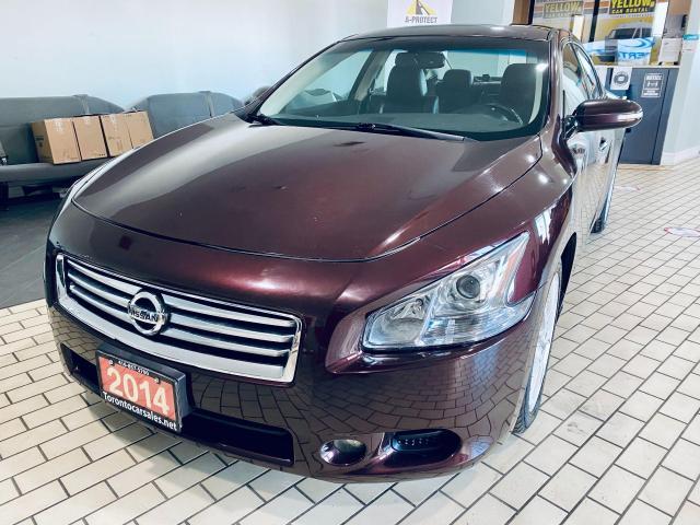 2014 Nissan Maxima 3.5 SV LAEHER SUNROOF ALLOY $9999