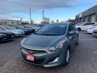 Used 2013 Hyundai Elantra GT GLS for sale in Hamilton, ON