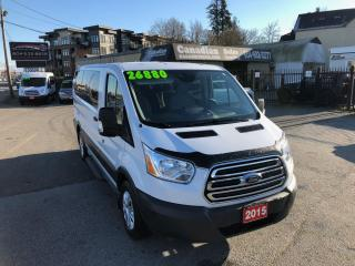 Used 2015 Ford Transit 150 XLT 8 PASS 3.7L V6 6 SPD AUTOMATIC for sale in Langley, BC