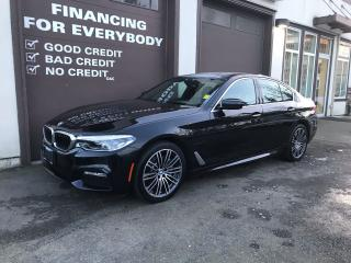 Used 2018 BMW 5 Series 530e xDrive iPerformance for sale in Abbotsford, BC