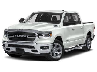 New 2021 RAM 1500 Big Horn for sale in Virden, MB