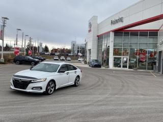 Used 2020 Honda Accord Sdn Touring for sale in Pickering, ON