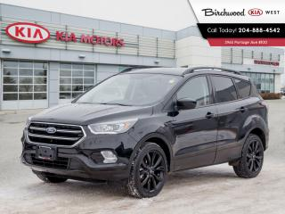 Used 2018 Ford Escape SE AWD | Bluetooth | Heated Seats for sale in Winnipeg, MB