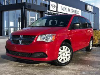 Used 2014 Dodge Grand Caravan SXT Stow N Go! for sale in Winnipeg, MB