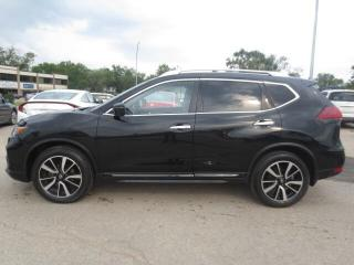 Used 2018 Nissan Rogue AWD SL - Pano Sunroof/Nav/Leather/Remote Start for sale in Winnipeg, MB