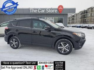 Used 2017 Toyota RAV4 AWD XLE BLIND SPOT Lane Depart Rear Cam sunroof for sale in Winnipeg, MB