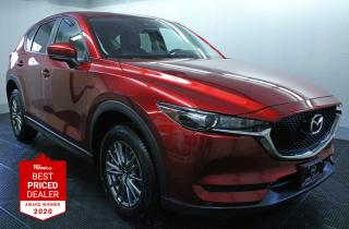 Used 2018 Mazda CX-5 GS AWD *NAVIGATION - HEATED LEATHER SEATS* for sale in Winnipeg, MB