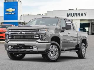 New 2021 Chevrolet Silverado 2500 HD High Country for sale in Winnipeg, MB