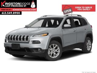 Used 2016 Jeep Cherokee North   4X4   NAV   TOW   Remote Start   HTD Seats for sale in Kingston, ON
